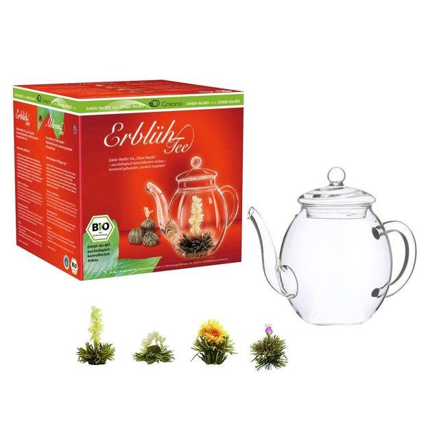 Fleurs de thé Creano Bio