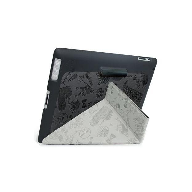 Housse iPad 4 iCoat Travel Ozaki