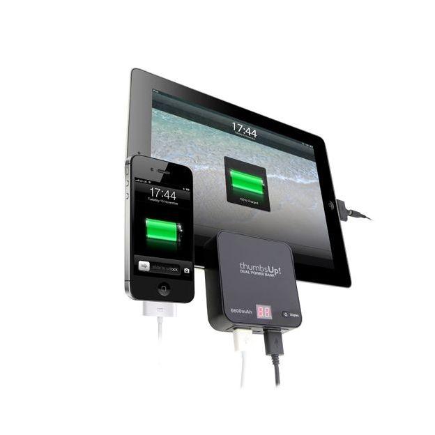 Notfallladegerät - Dual Power Bank