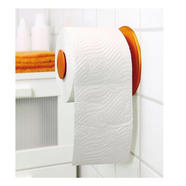 Dévidoir papier WC PLUG´N ROLL de Koziol