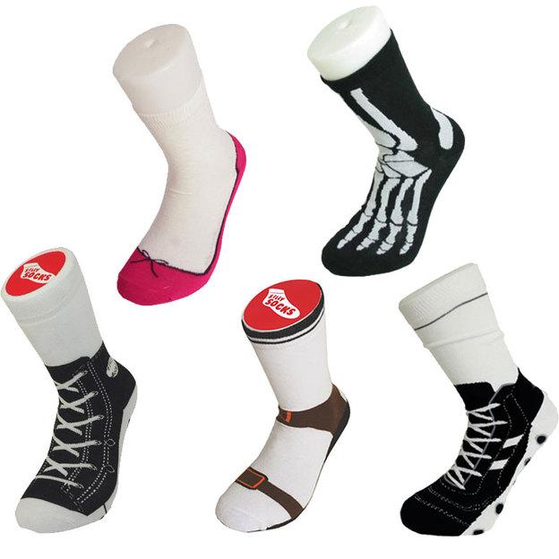 Silly Socks -  Motiv Socken