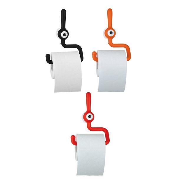 Dévidoir papier WC TOQ de Koziol