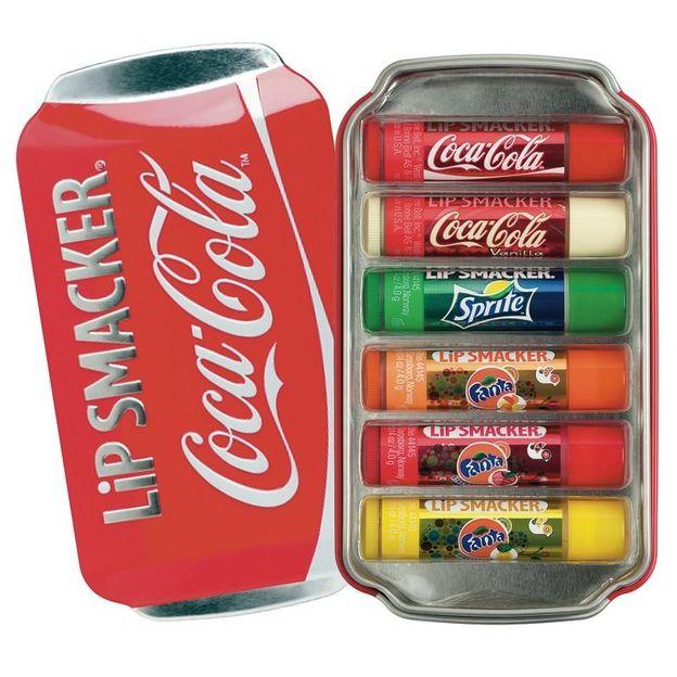 Lippenbalsam von Coca Cola