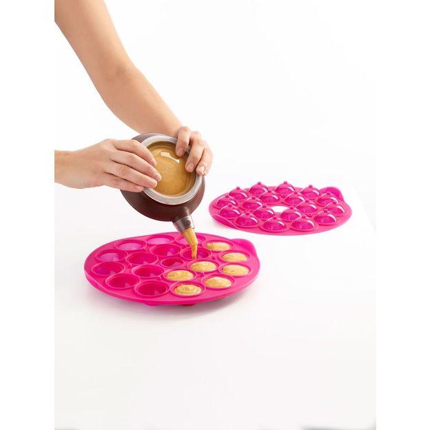 Moule à pop cakes de Lékué