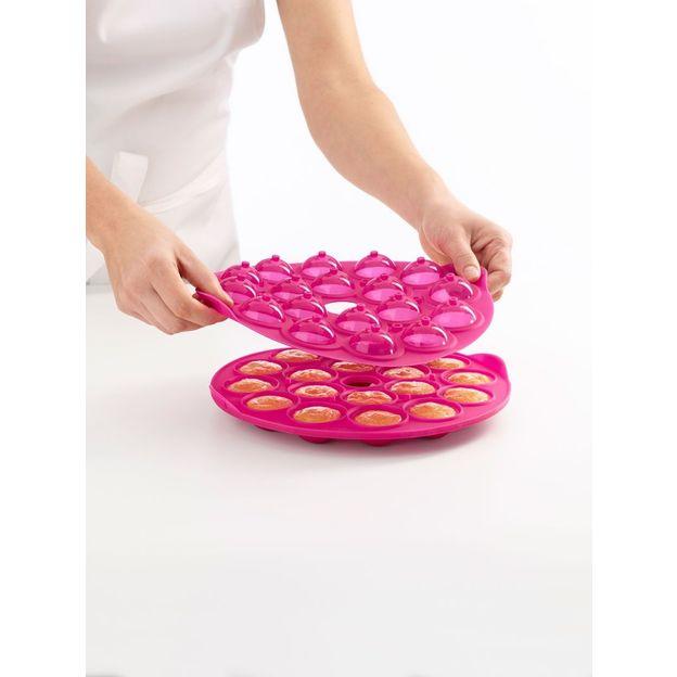 Backform Cake Pops von Lékué