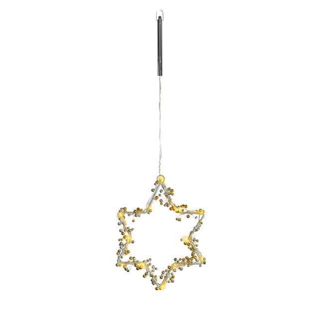 Lichtdekoration Stern