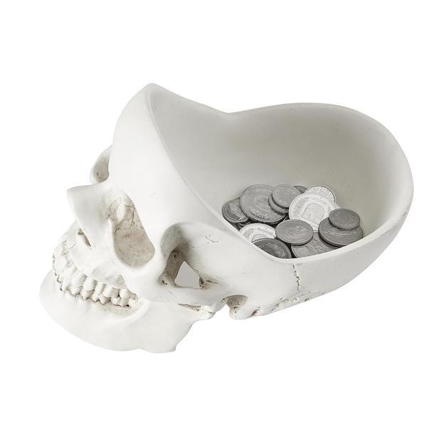 Vide-poche tête de mort
