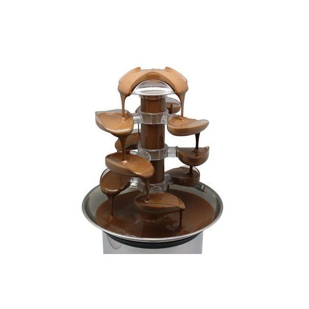 Fontaine de chocolat Cascade