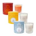 Bougies parfumées Shearer en boîte ornementale