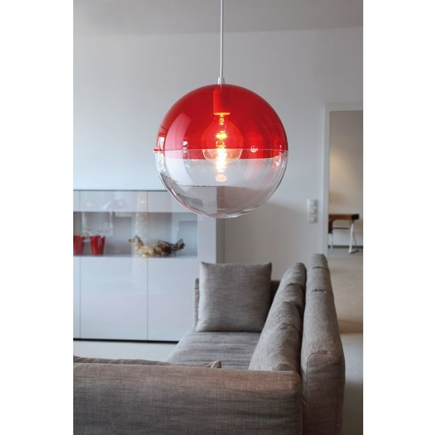 Lampe suspension ORION de Koziol