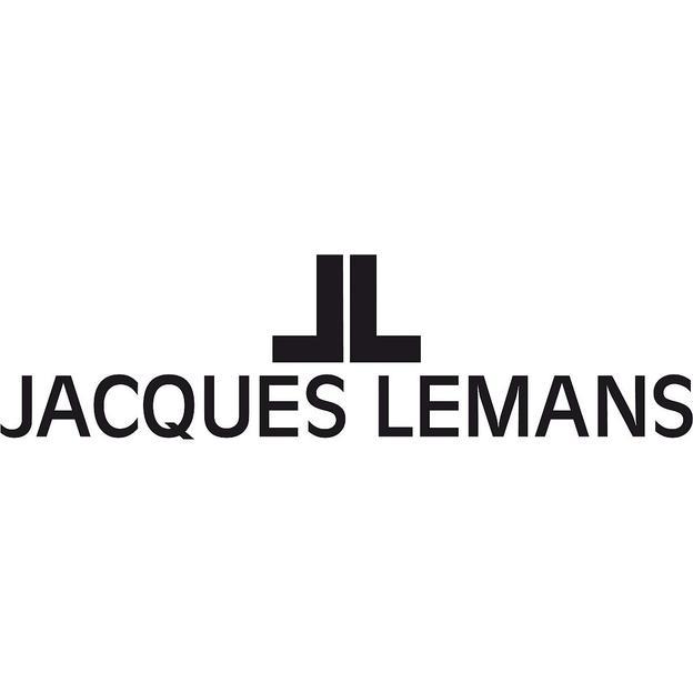 Jacques Lemans Damenuhr Rome mit Lederband