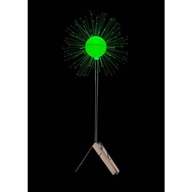 Lichtbloem - fleur lumineuse DIY