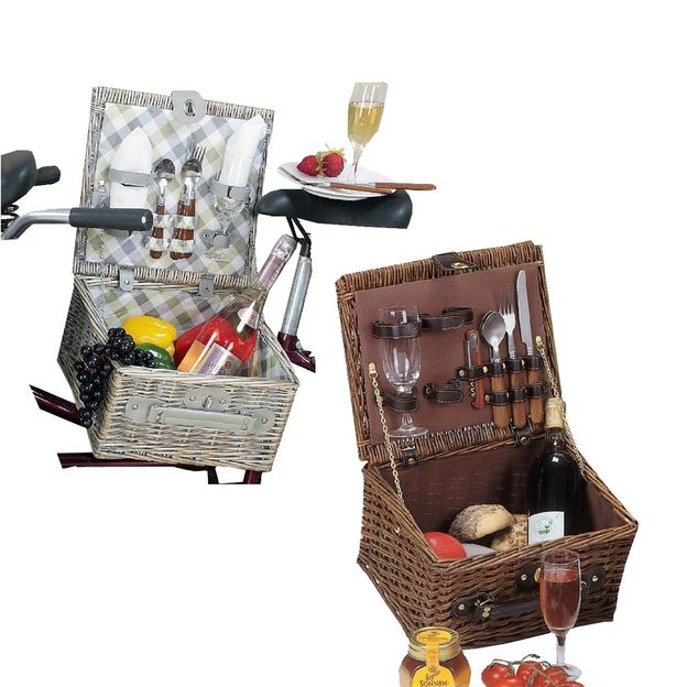 Picknickkorb für 2 Personen