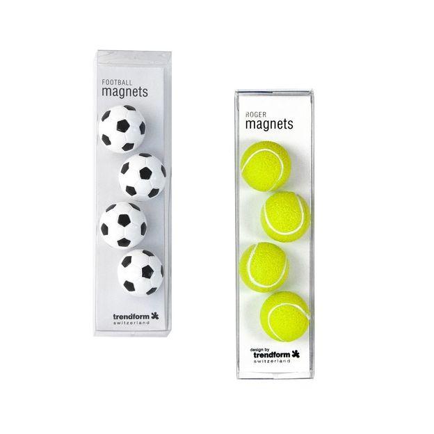 Sport Magnete 4er Set