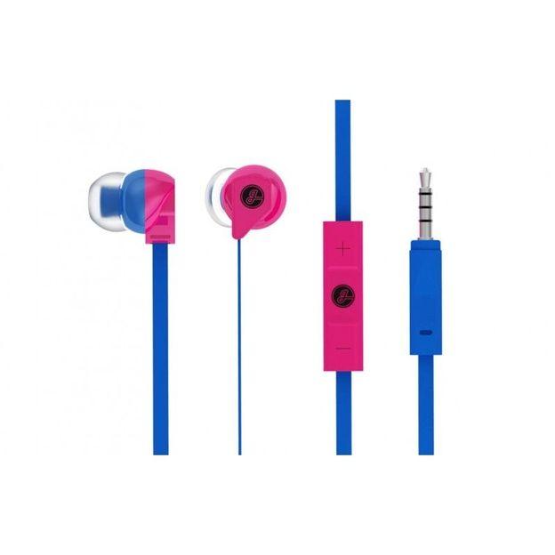 In-Ear Kopfhörer Gavio Gazz+ mit flachem, langem Kabel