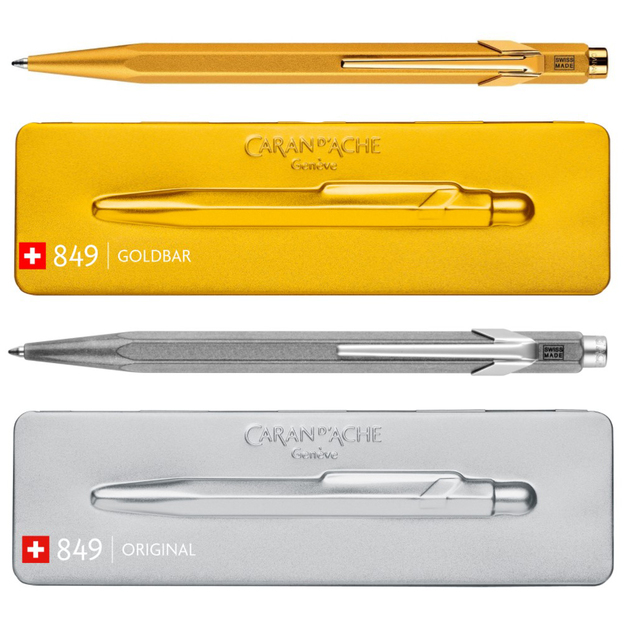 Stylo Caran d'Ache 849 Collection