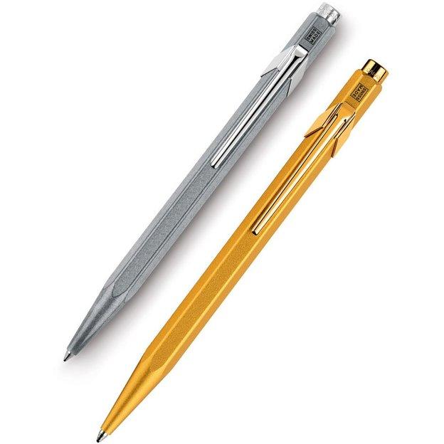 Caran d'Ache Kugelschreiber 849 Kollektion mit Etui