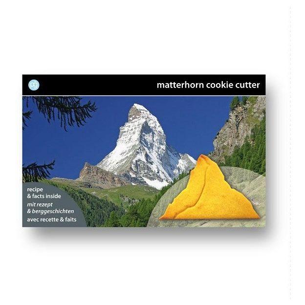 Ausstechform Matterhorn
