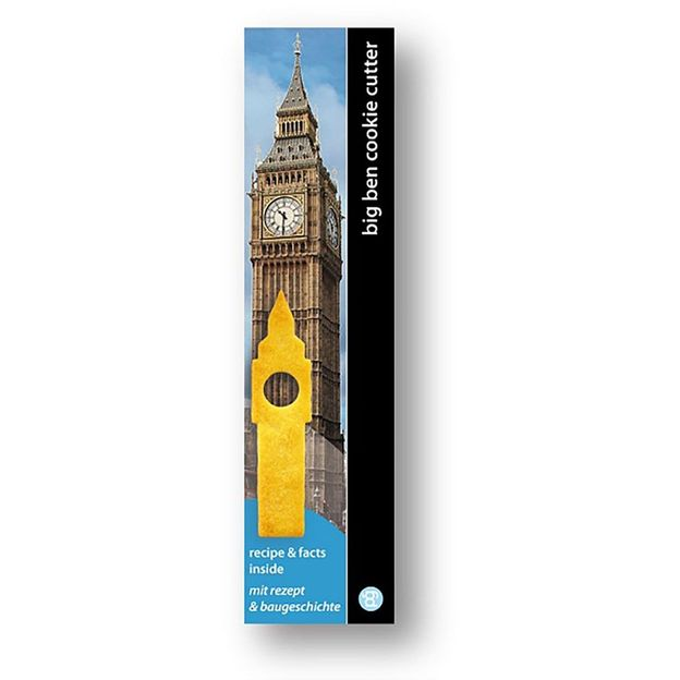 Ausstechform Big Ben