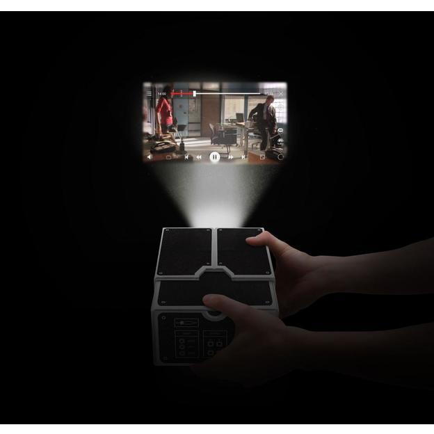 Vidéo projecteur Smartphone DIY