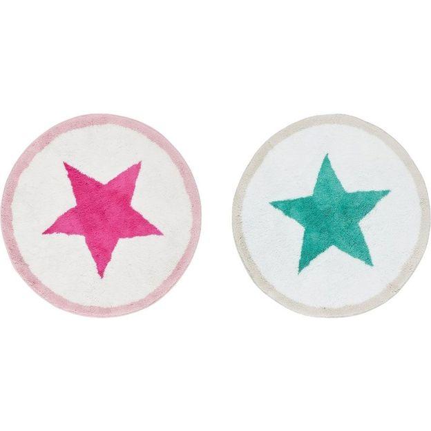 Tapis de bain étoile