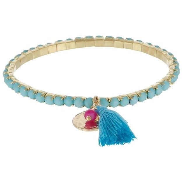 Armband Primavera mit Glassteinen