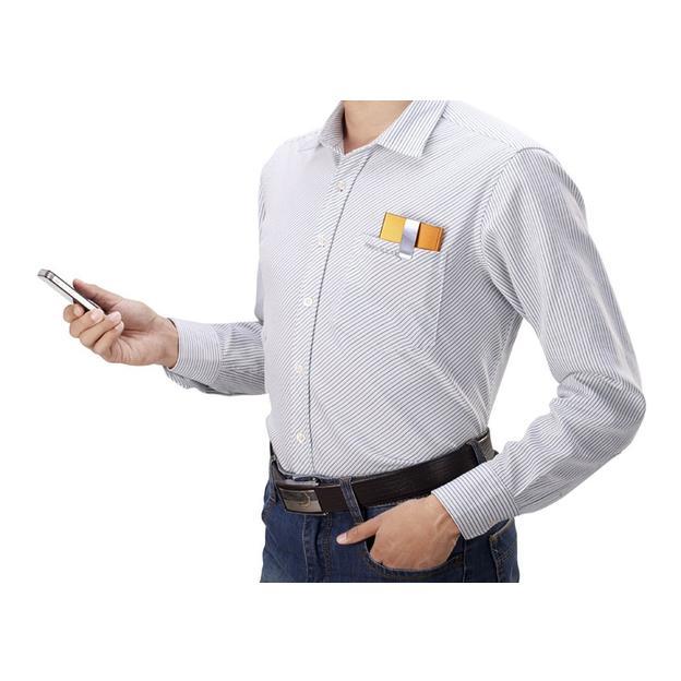 PowerBank ultra-mince avec Clip