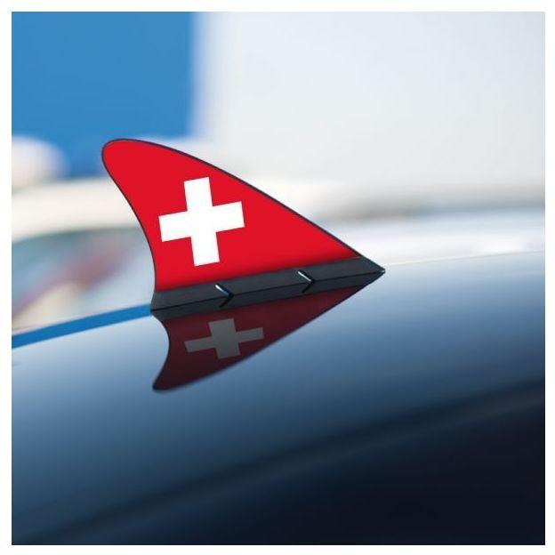 Aileron drapeau pour voiture
