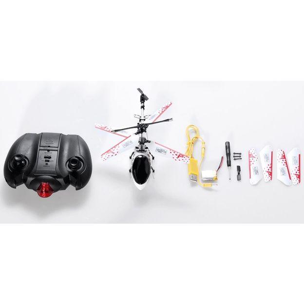 Ferngesteuerter Schweizer Helikopter