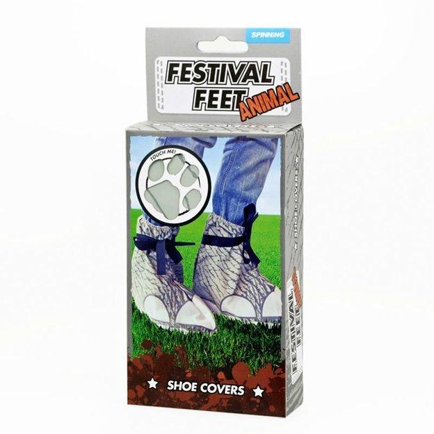 Festival Feet - Schuhüberzieher