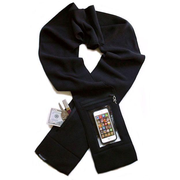 Echarpe Smartphone
