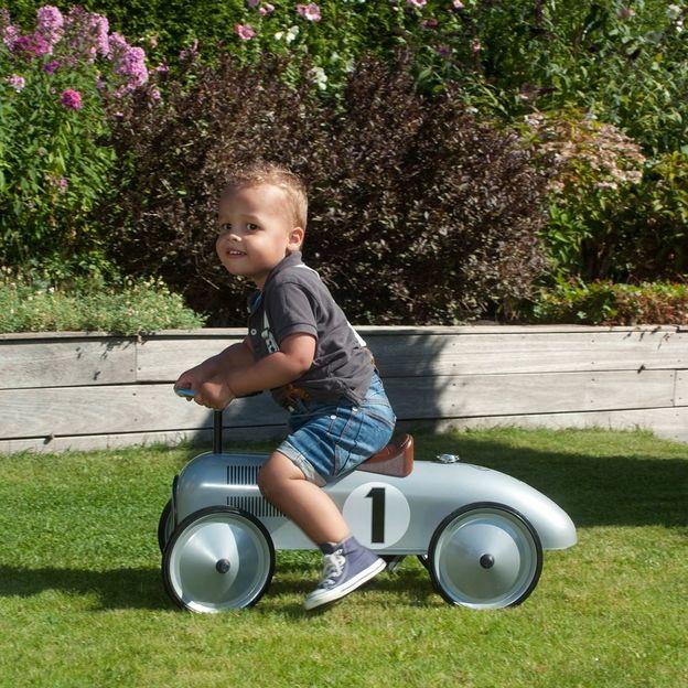 Retro Rutsch Roller
