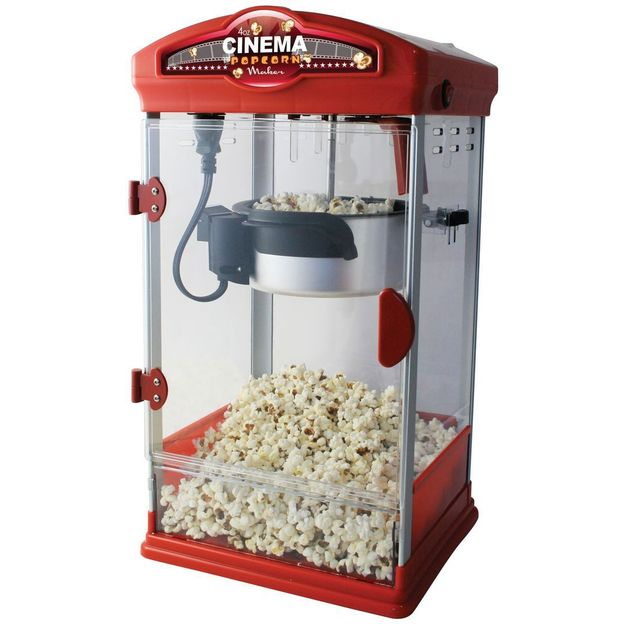 Machine à Popcorn Rétro