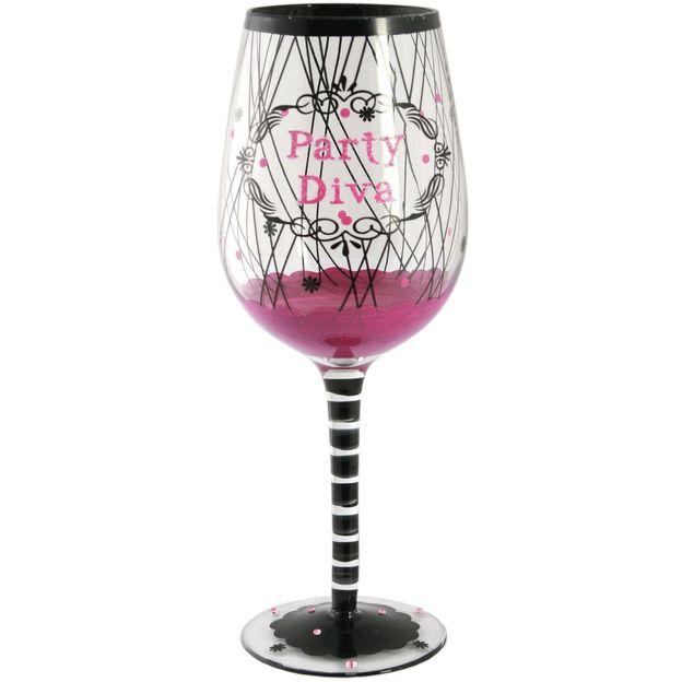 Party-Weinglas für Ladies