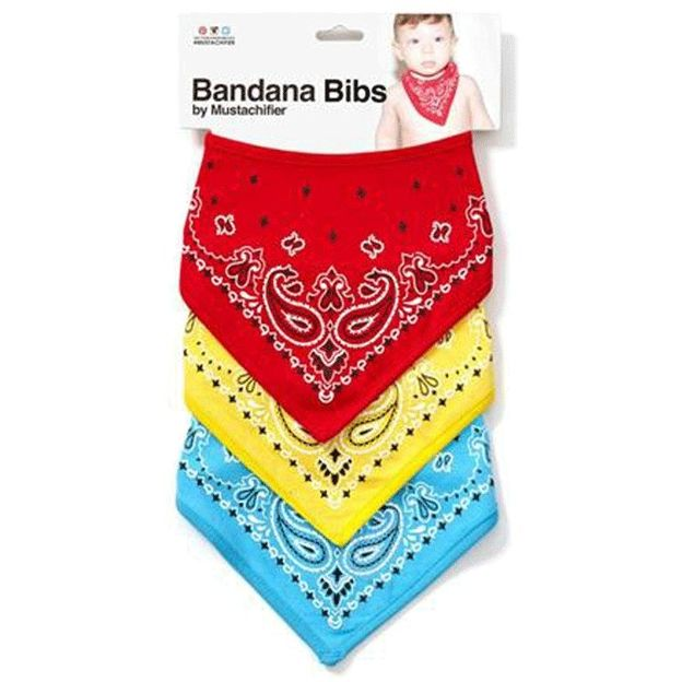 Bandana Tücher für Babys 3er-Set