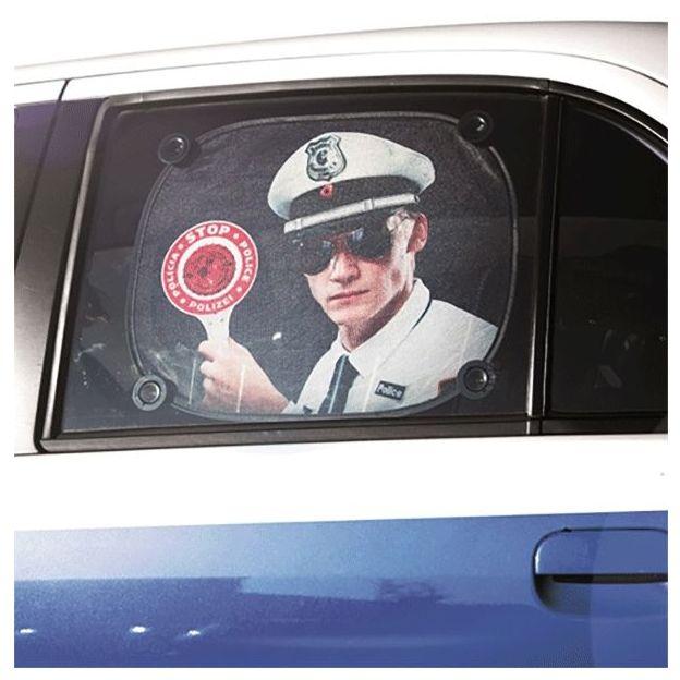 Auto Fensterschutz - Blinder Passagier