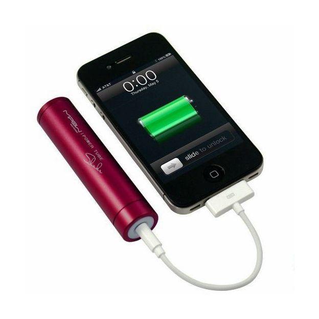 MiPow Powertube Shake 2600 Apple Ladegerät