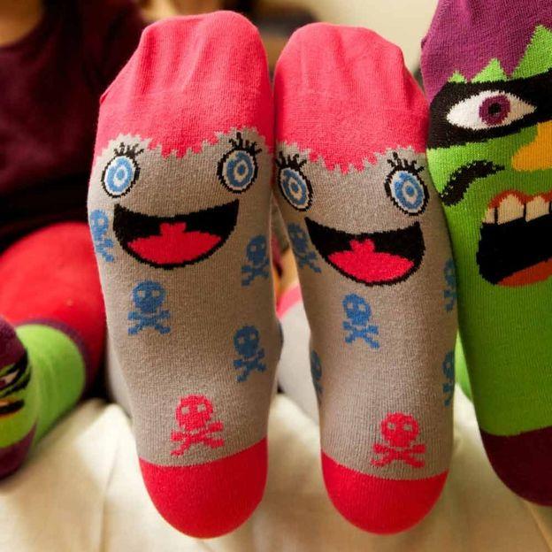 Chatty Feet Motivsocken Grösse M in diversen Ausführungen