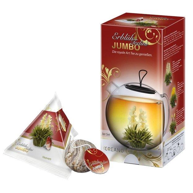 Geschenkset Jumbo Erblüh Teelini von Creano