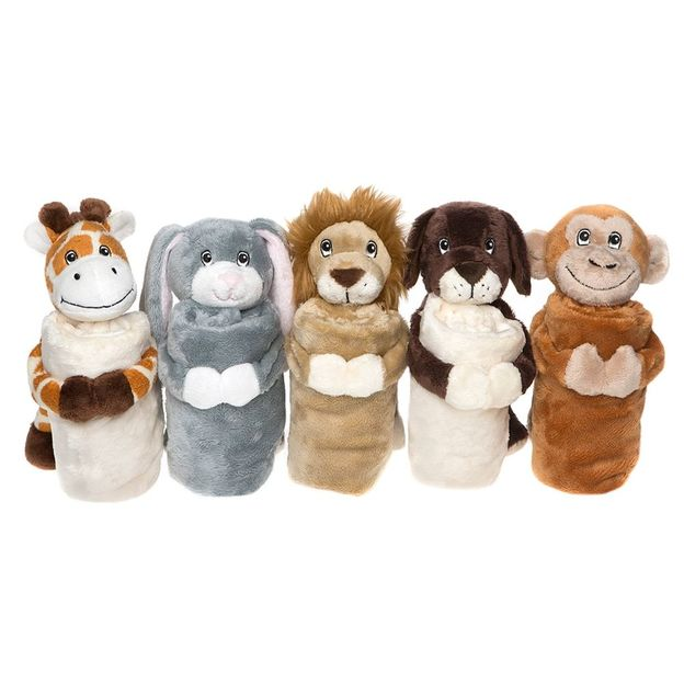 BoBo Buddies couverture doudou