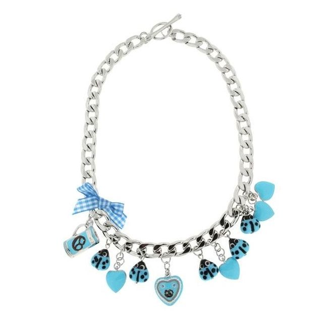 Collier Wiesn Coccinelles
