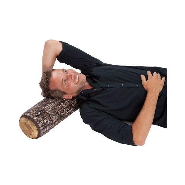 Nackenrolle in Holzoptik