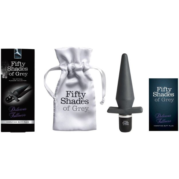 Fifty Shades of Grey Delicious Fullness But Plug