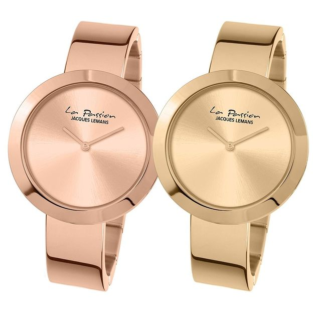 Jacques Lemans Montre Femme La Passion