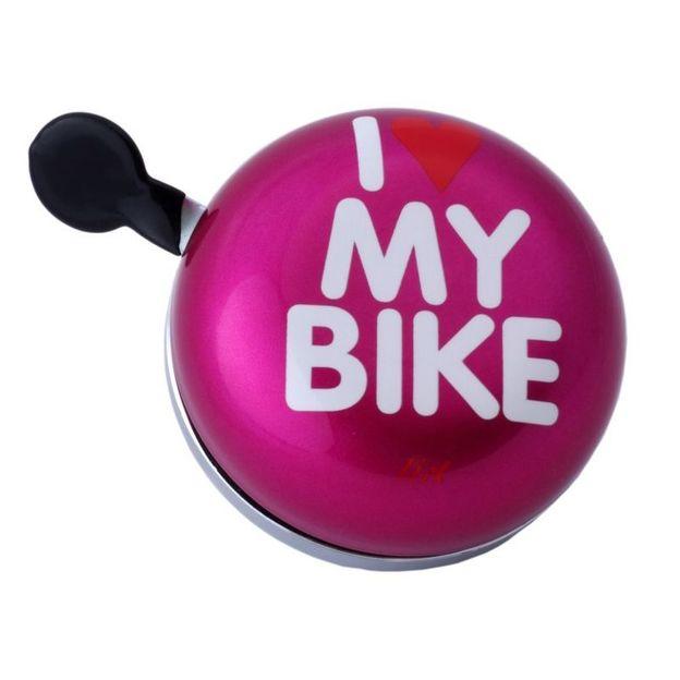 Fahrrad Klingel Ding Dong Bells von Liix