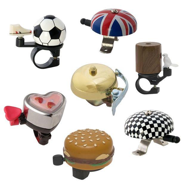 Fahrrad Klingel Funny Bells von Liix
