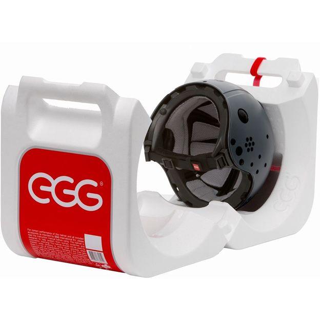 Kinderhelm EGG mit diversen Überzügen