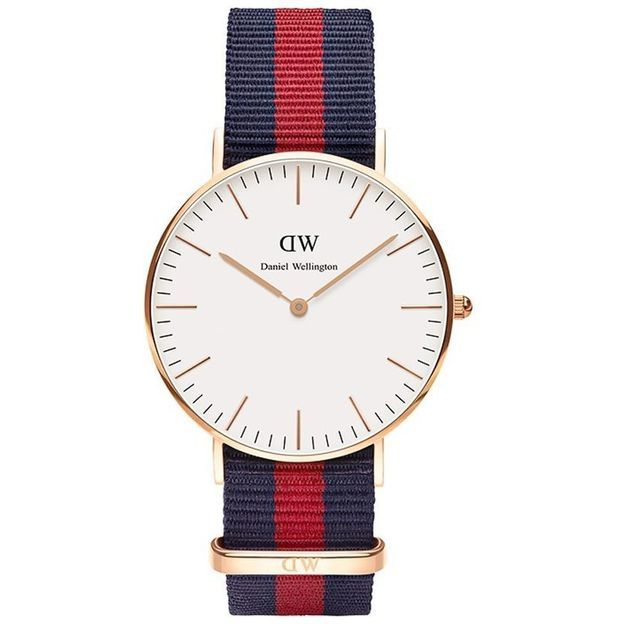 Daniel Wellington Montre femme Oxford 36 mm