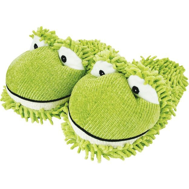 Pantoufles Fuzzy Friends