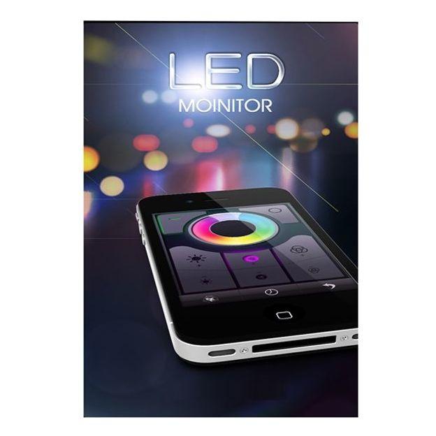 Set LED extérieures